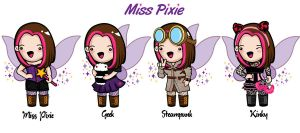 Miss Pixie by StolenStars