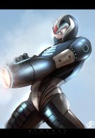 megaman by TheFearMaster