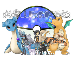 Pokemon SoulSilver - My Team by xXxBLUExROSExXx