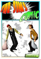 Sims2 The cow from outer space by DoggyCorner