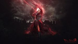 Devil May Cry wallpaper by iEvgeni