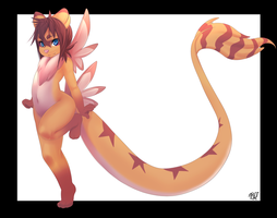 Anthro Cixoomona by phation