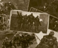 Gears Of War Photos by Dualglis