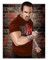 The Innovator of Violence: Tommy Dreamer by MarkPoulton