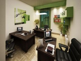 oriflame offices by yasseresam