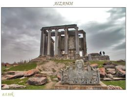 Temple of Zeus 2 by thespis1