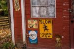 Weathered Signs by spaxspore