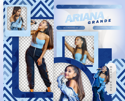 PACK PNG 887| ARIANA GRANDE by MAGIC-PNGS
