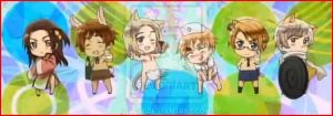 I have Died and gone to Hetalia fangirl heaven :3 by PrussiaXCanadalove