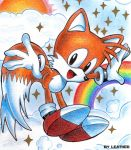 Tails_Heaven by Leather-lynx