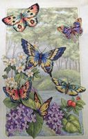 Butterfly Cross Stitch by Olcanna