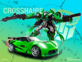 Crosshairs with Rifles by Burnoutadventures
