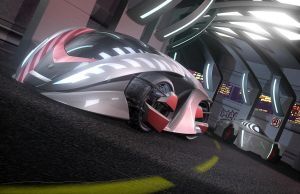TRIAD Concept Vehicle by WingerDesign
