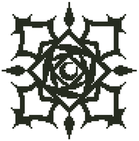 Vampire Knight symbol pattern by Awenmir