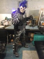 Ghost Rider Blue Cosplay 046 by DHexed1