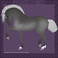 Winter Import #698 by DovieCaba