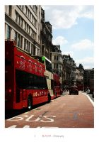 Red Bus . by Nohition