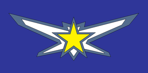 Terran Union Alternet Flag 2 by sabresteen