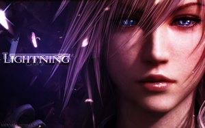 Lightning Farron Wallpaper by DenisseCroft