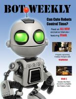 Bot Weekly Cover by TipsyMcBoozerton