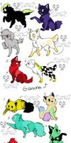 Point Adoptable Batch 2 by snickums10