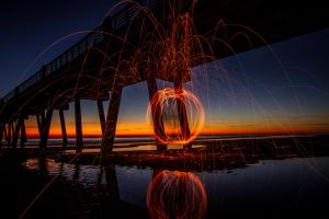 Fire Pier 5 by 904PhotoPhactory