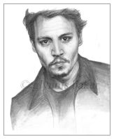 Johnny Depp by andthenhesaid