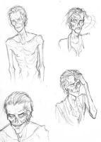 Erik Sketches by Muirin007