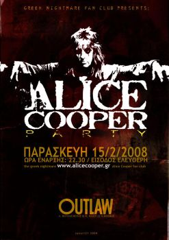 alice cooper party flyer 2 by synart21