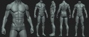 Body_male_01 by HugoBuarque