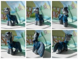 Maud Pie Clay Figure by nicolaykoriagin