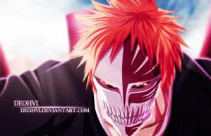 ichigo coloring by DEOHVI