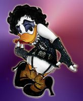 Dr. Duck-N-Furter by dragonheart