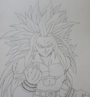 Super Saiyan 5! by gokujr96