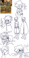 FR: First Designs and Sketches by Jesi-Jess