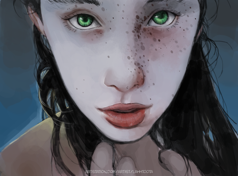 Freckle by Lahhtoota
