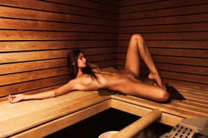 At the sauna by ptanx