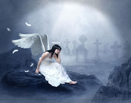 Laments of an Angel. by Lady-Lilith666