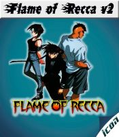Flame of Recca v2 by TRABLUSKAR