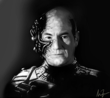 I Am Locutus - Finished by MeganImel