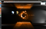 Ubuntu Chrome theme by Midnight-Page