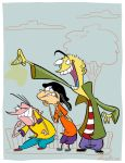 Day 11: Ed Edd n Eddy by happydoodle