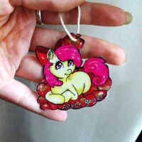 Apple Bloom badge by DonEnaya