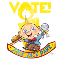 VOTE Jack Jack by Fairygodflea