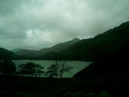 Hills of Snowdonia by KelW-Hearts