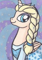 The Pony Never Bothered Me Anyway by cyberhare