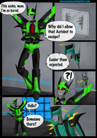 Shadows of the Past pg. 1 by Laoness
