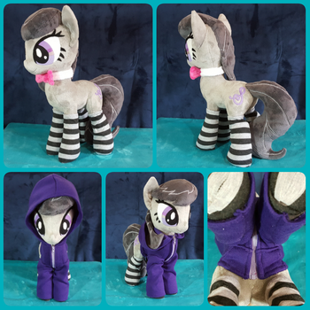 Octavia's Outfit - Plushie Clothing  by Dawning-Love
