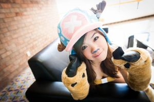 One Piece, Chopper - Light, dream, fluffy by Kurai-Hisaki