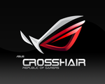 Asus Crosshair Wallpaper by undercover90